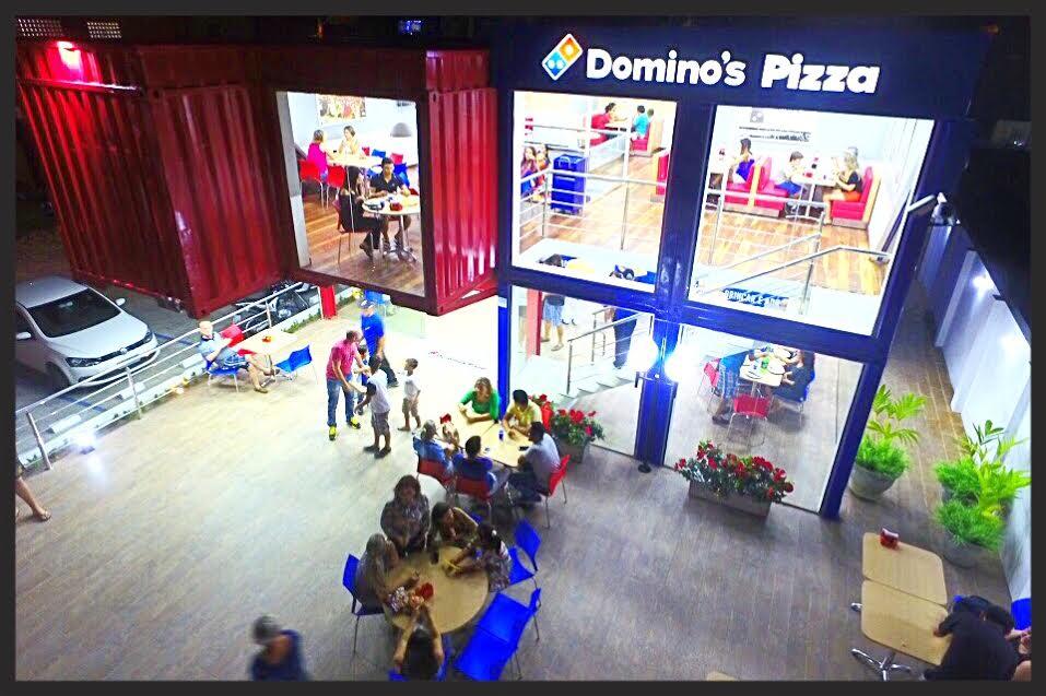 Domino`s Bessa abre as portas lançando promoções