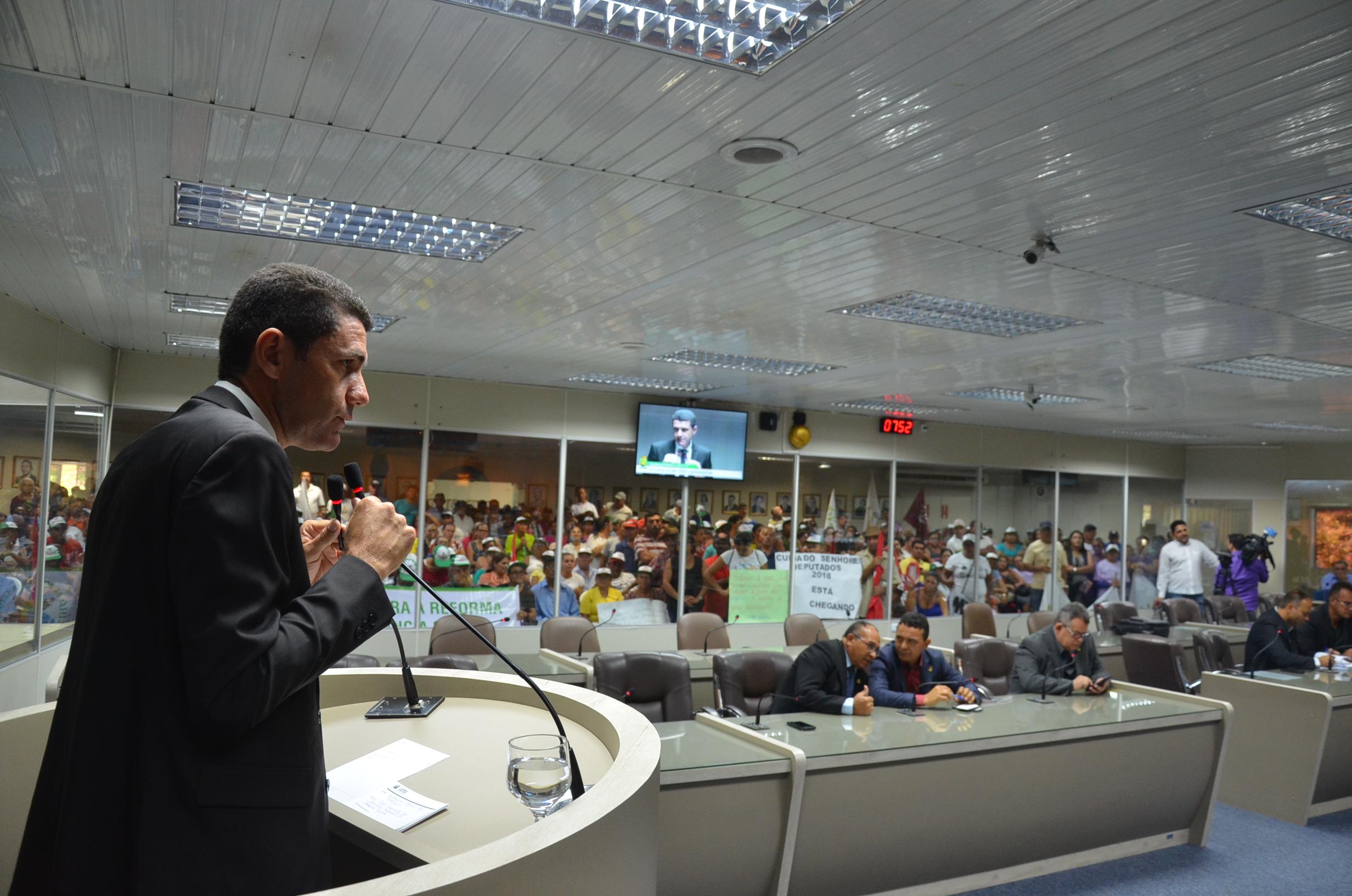 Câmara debate sobre a Reforma da Previdência em audiência com Assembleia Legislativa