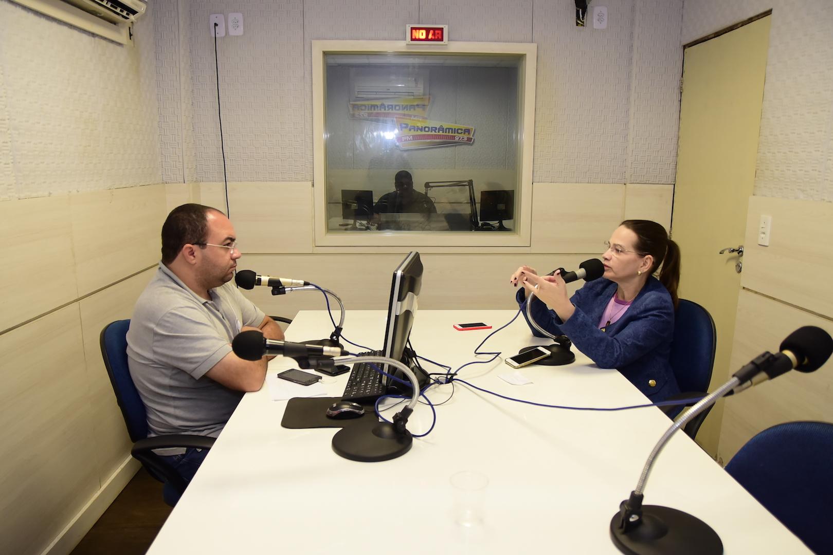 Ivonete explica que possível pré-candidatura a deputada federal é um projeto do PSD