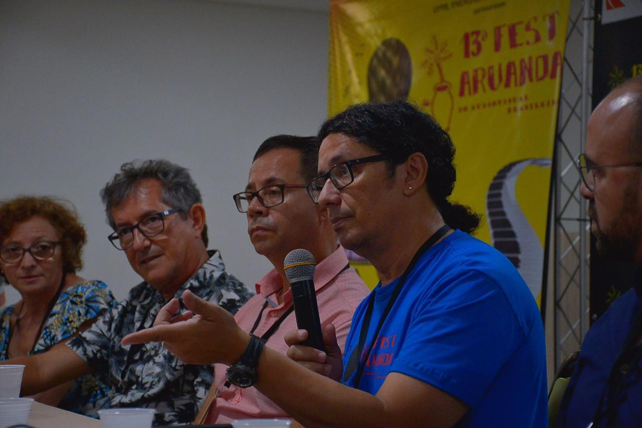 Produtor Lúcio Vilar faz balanço positivo e anuncia data do Aruanda 2018