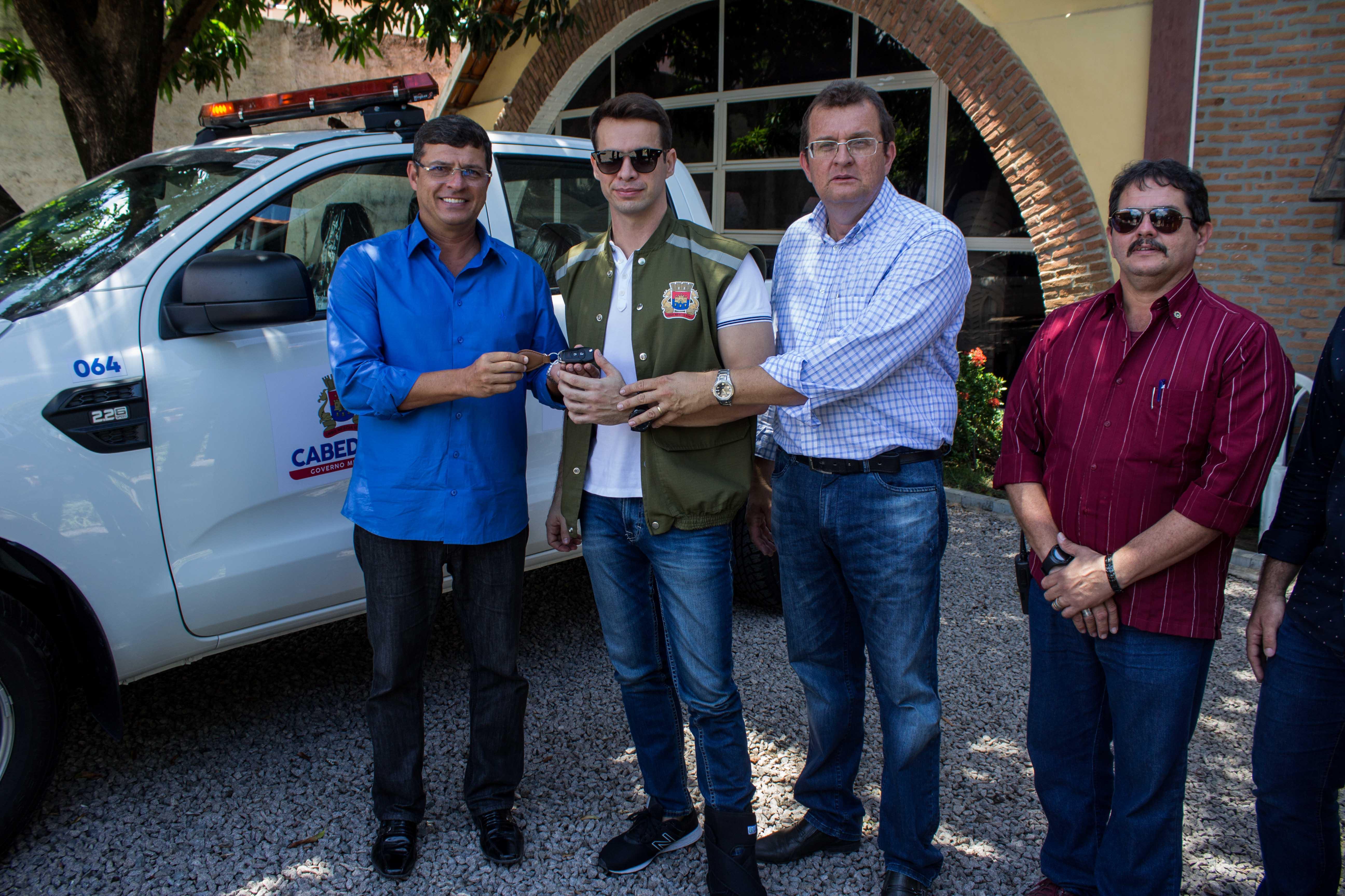 Secretaria de Meio Ambiente recebe reforço de veículo de fiscalização, drone e equipamentos para coibir a poluição sonora