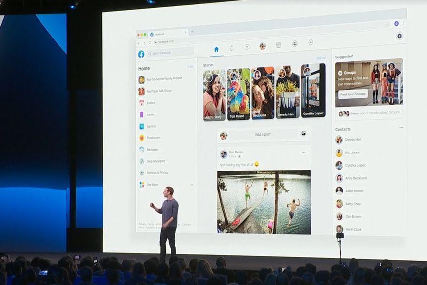 Facebook muda de cara e Messenger vai se integrar a Instagram e Whatsapp, com versão para desktop