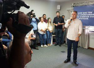 Luciano Cartaxo anuncia programação cultural de fim de ano que dinamiza a economia