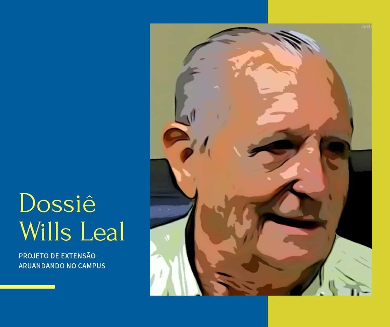 Bolsista de Comunicação da UFPB elabora dossiê sobre Wills Leal, um dos homenageados do Fest Aruanda 2020