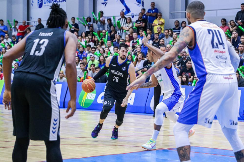 Unifacisa se prepara para a próxima temporada do Novo Basquete Brasil