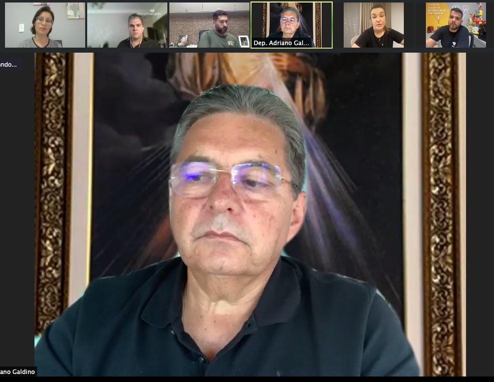 ALPB debate estratégias de retomada da economia com profissionais de eventos na Paraíba