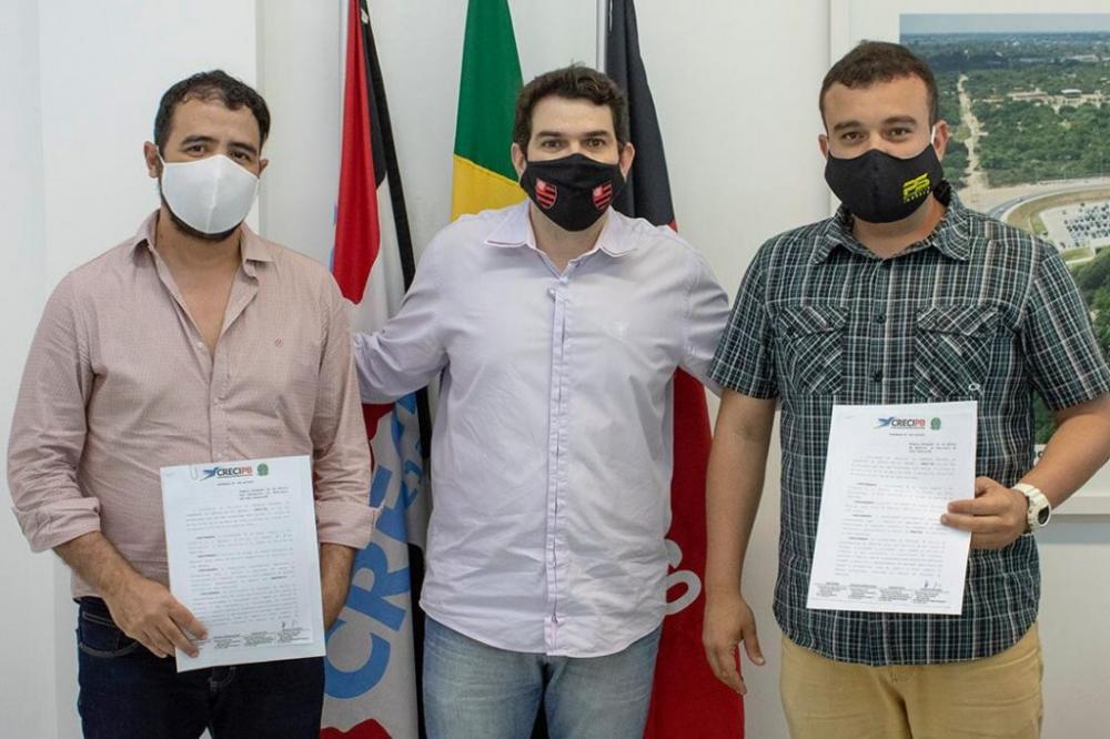 Creci-PB implanta projeto de Delegados de Bairros em João Pessoa