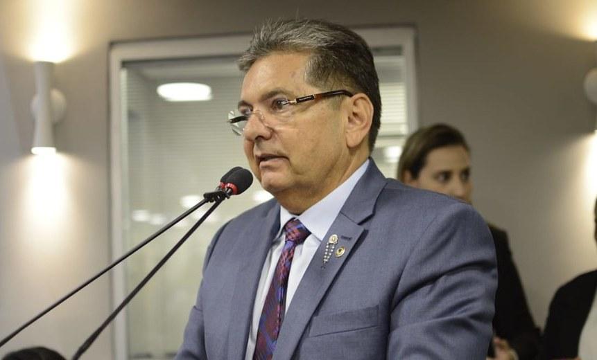 Adriano Galdino anuncia repasse de mais R$ 2 milhões da ALPB ao Estado para ações de combate ao coronavírus