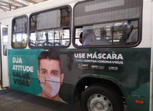 Transporte coletivo da Capital é retomado nesta segunda-feira (6) com novo protocolo sanitário