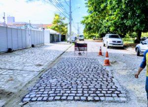 Seis bairros da Capital são beneficiados nesta quarta-feira com serviços da Operação Tapa Buraco