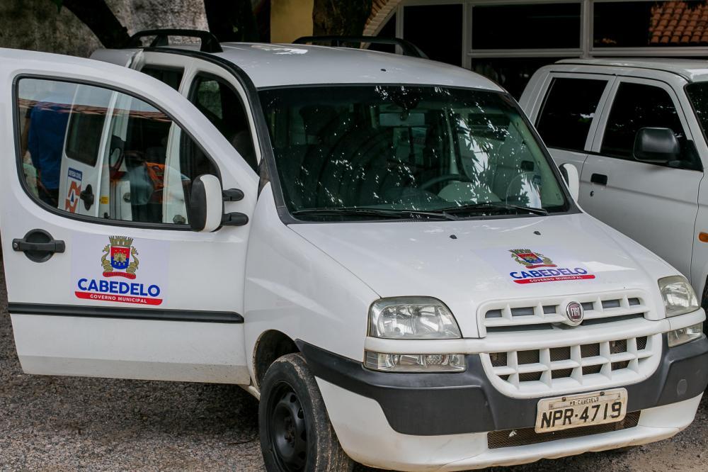 Prefeitura de Cabedelo recebe mais dois carros e segue renovando frota municipal