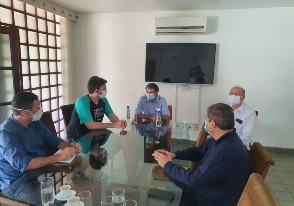 Romero anuncia mudanças na equipe de primeiro escalão da Prefeitura de Campina Grande