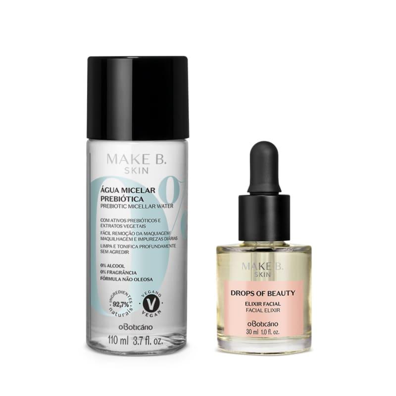 Novidades de Make B. Skin potencializam o resultado da maquiagem enquanto tratam