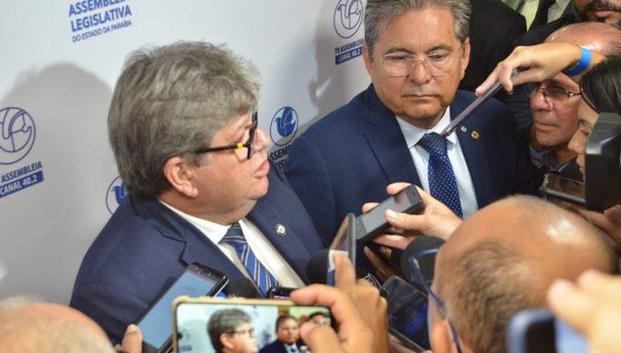 Presidente da ALPB destaca importância de pacote de obras anunciadas pelo governo durante pandemia
