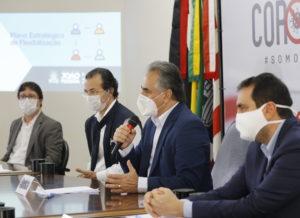 Luciano Cartaxo flexibiliza comércio varejista, shoppings e atividades esportivas individuais