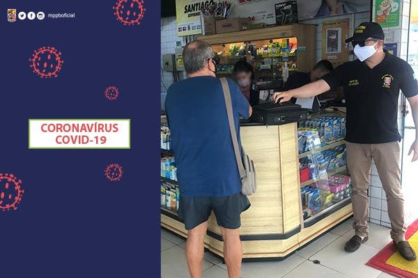 82% dos supermercados fiscalizados pelo MP-Procon cumprem medidas de higiene e segurança